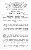 Cyrille Rigole