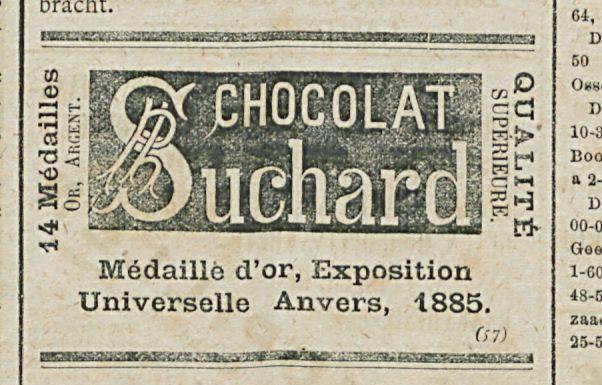 schocolat suchard
