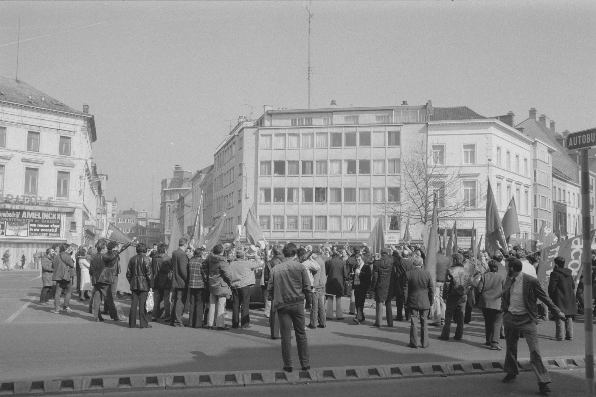 Betoging maart 1982