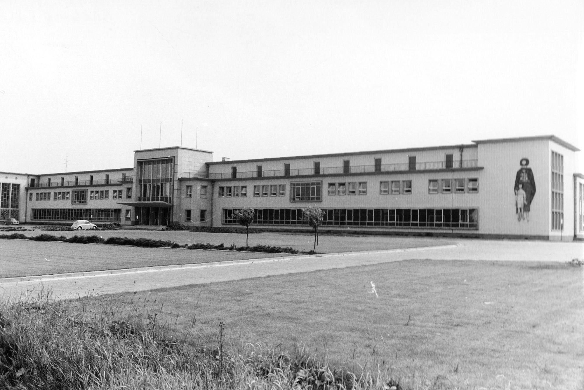 Rusthuis & R.V.T. Sint Jozef Condédreef 1970