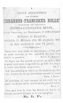 Bernardus-Franciscus Nollet