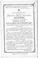 Melania-Maria-Ghislena Bauwens