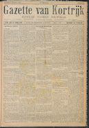 Gazette van Kortrijk 1916-03-11