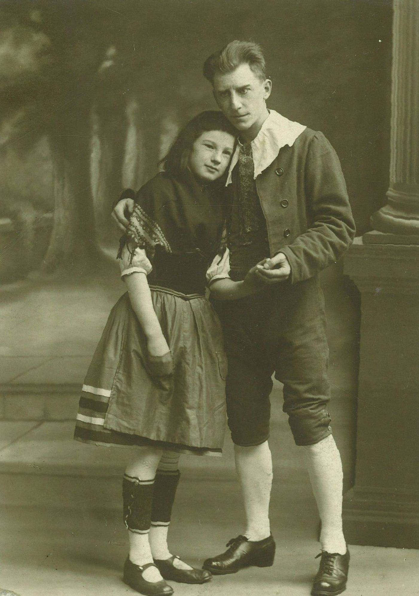 """Operette """"De Lustige Boer"""" 1920"""