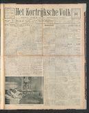 Het Kortrijksche Volk 1924-10-26