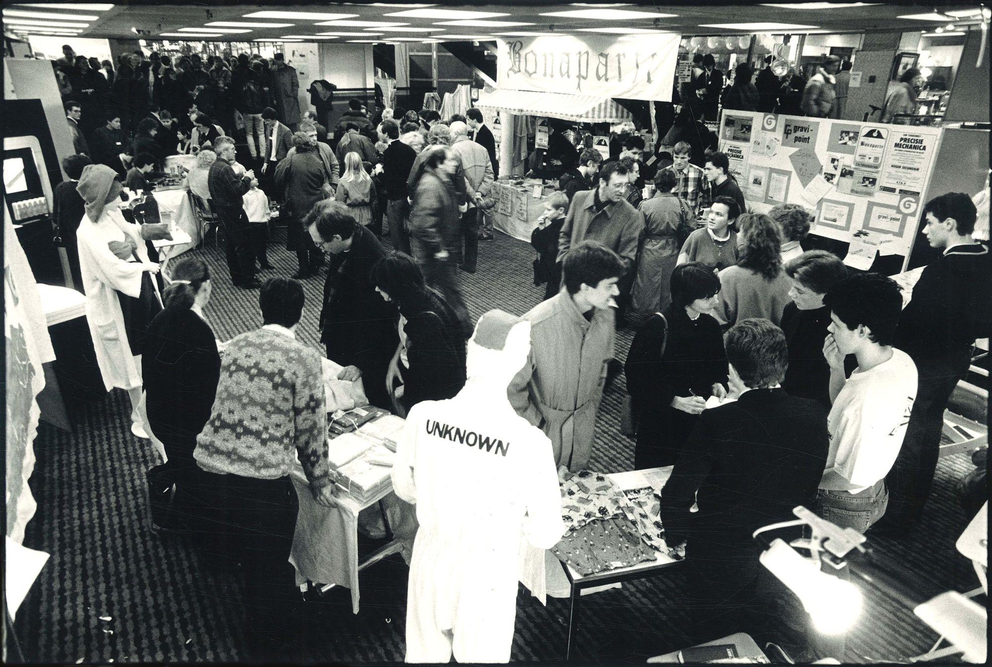 Mini-ondernemingen 1987