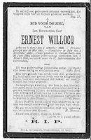 Ernest Willocq