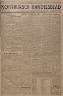 Kortrijksch Handelsblad 7 februari 1945 Nr11 p1