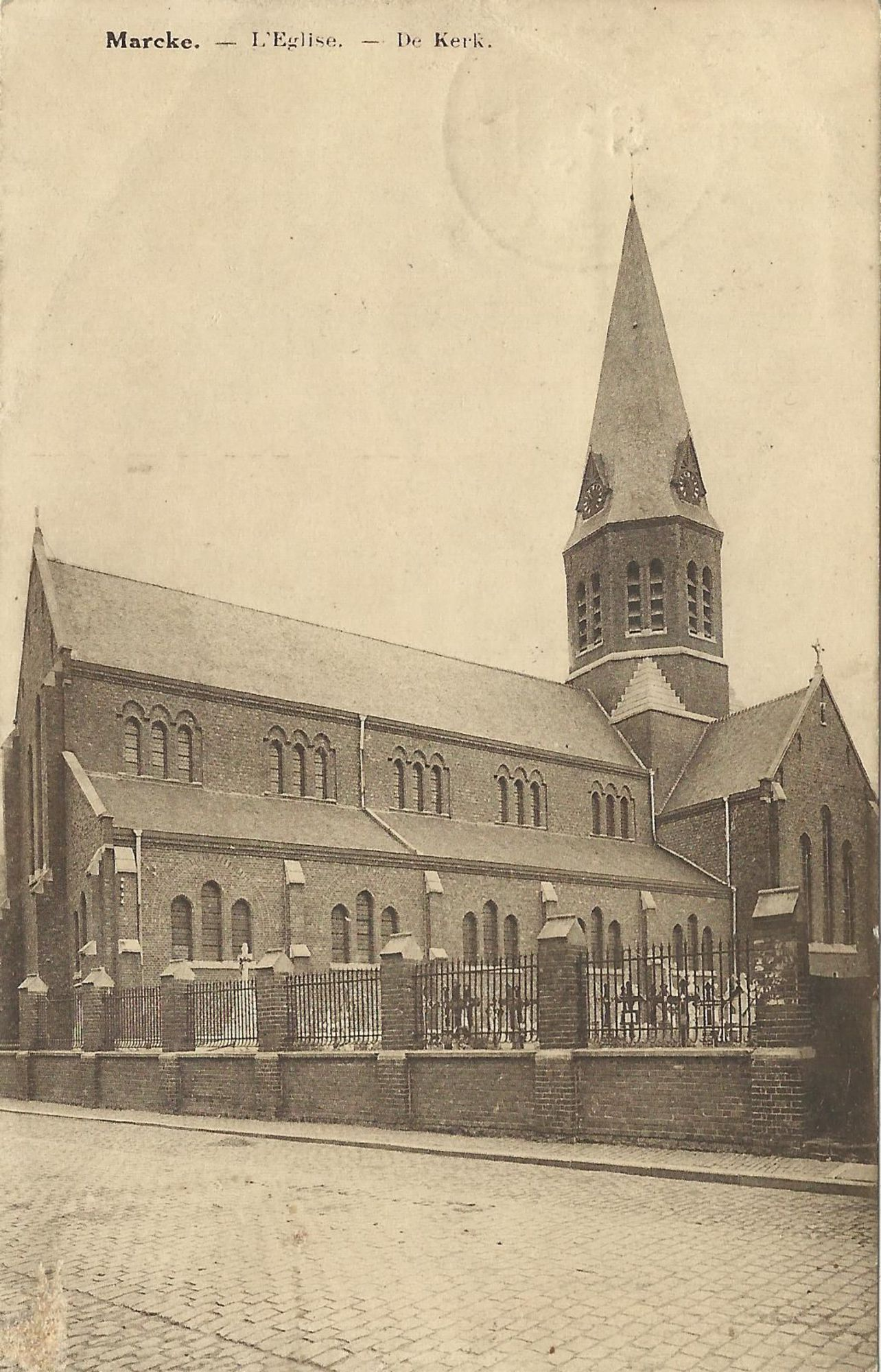 Sint-Brixiuskerk van Marke