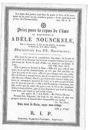 Adèle Nounckele