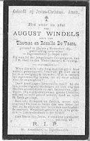 August Windels