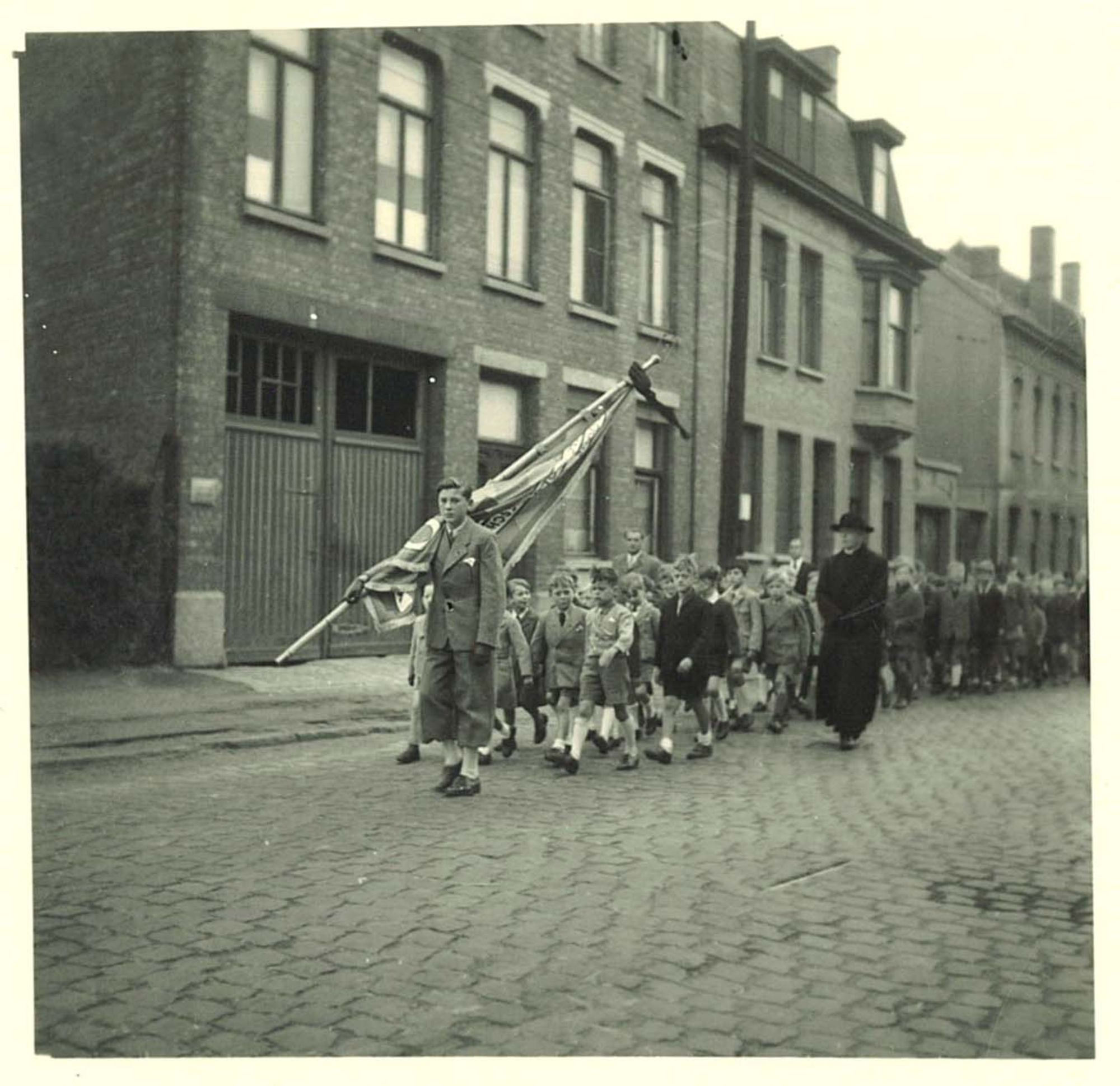 Begrafenis br. Daniël Viaene
