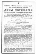 Adolf Nottebaert