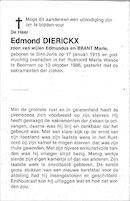 Edmond Dierickx