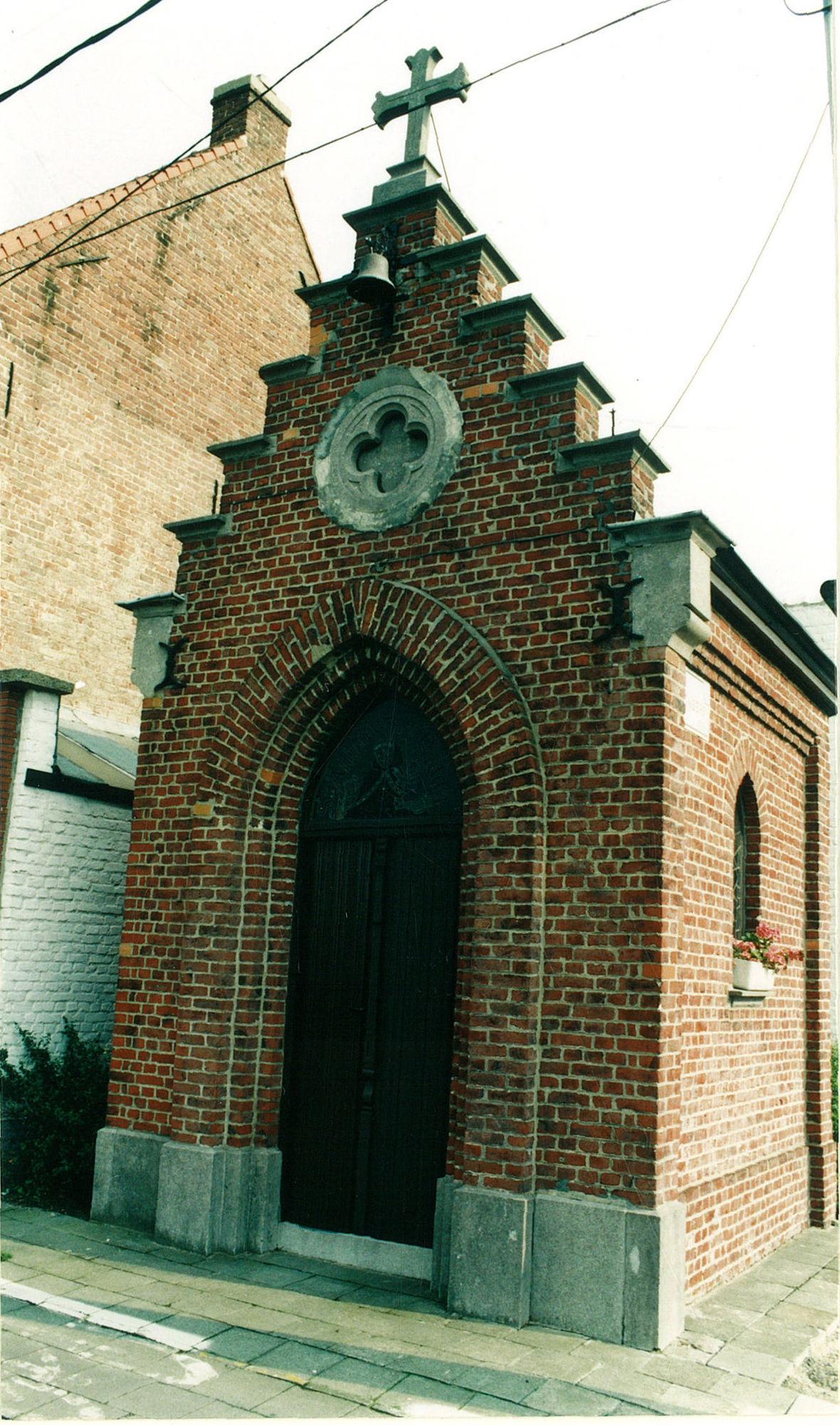Kapel in de Markebekestraat