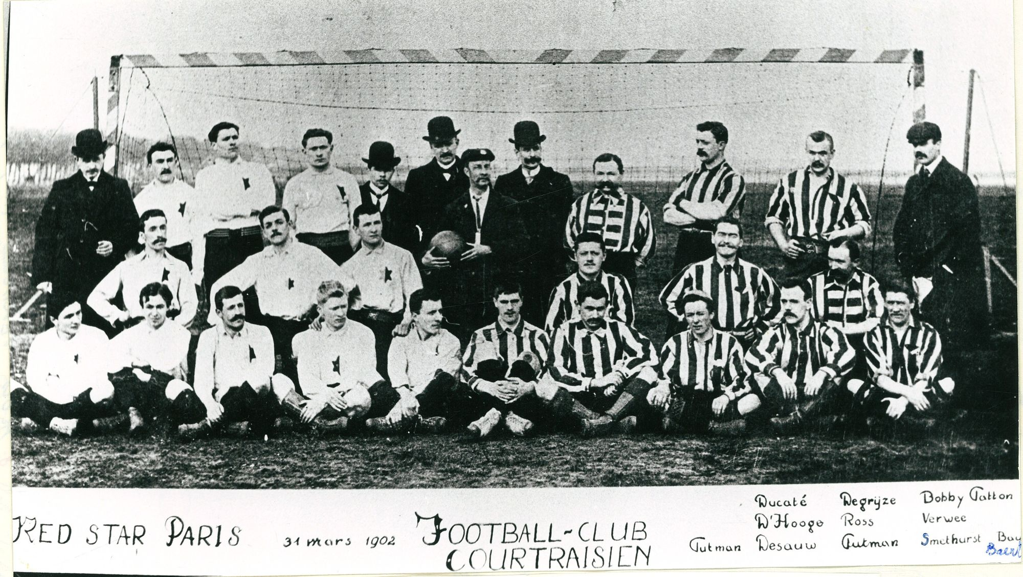 Football-club courtraisien 1902