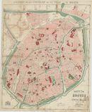 Westflandrica - Brugge, wegenkaart