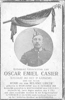Oscar-Emiel Casier