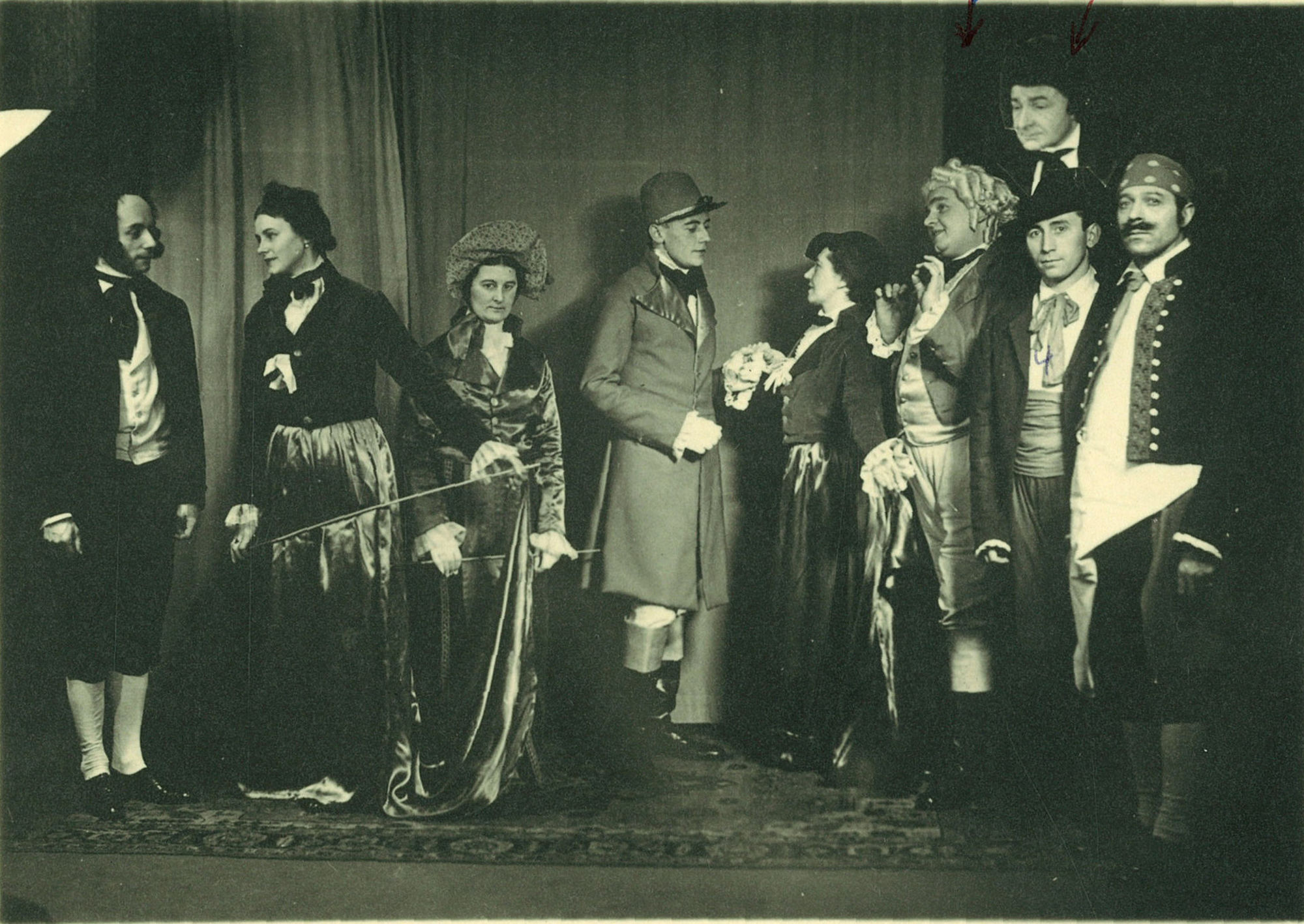 La Jeune Garde Catholique in 1936