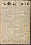 Gazette van Kortrijk 1916-03-18