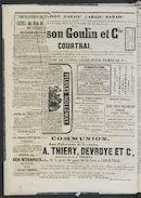 L'echo De Courtrai 1873-03-09 p6
