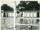 Zwembad Abdijkaai 1934