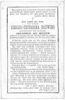 Rosalia-Catharina Bauwens