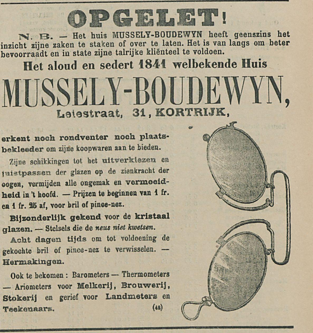 Mussely Boudewyn