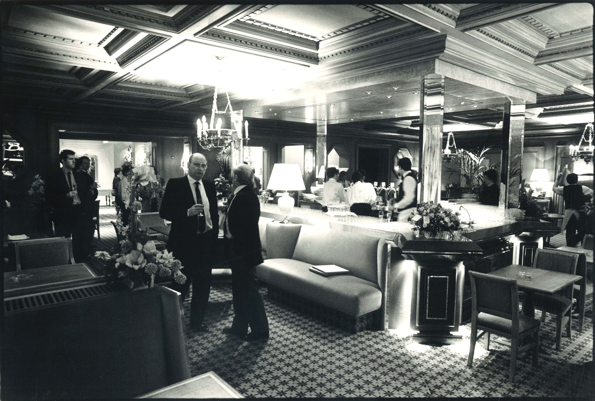 Park Hotel 1987