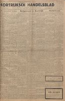 Kortrijksch Handelsblad 28 november 1945 Nr95