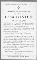 Léon Ginion