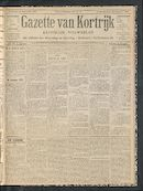 Gazette Van Kortrijk 1900-09-20