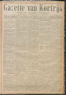 Gazette van Kortrijk 1916-05-27 p1