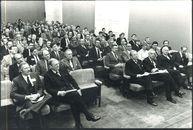 Studienamiddag Cross the Channel 1983