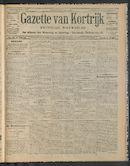 Gazette Van Kortrijk 1911-07-20