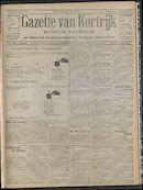 Gazette Van Kortrijk 1908-06-14 p1