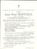 Jozef-Paul Berteele