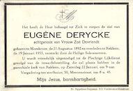 Eugène Derycke