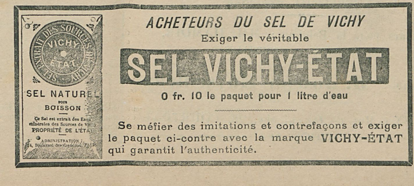 SELF VICHY-ETAT
