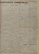 Kortrijksch Handelsblad 29 september 1945 Nr78