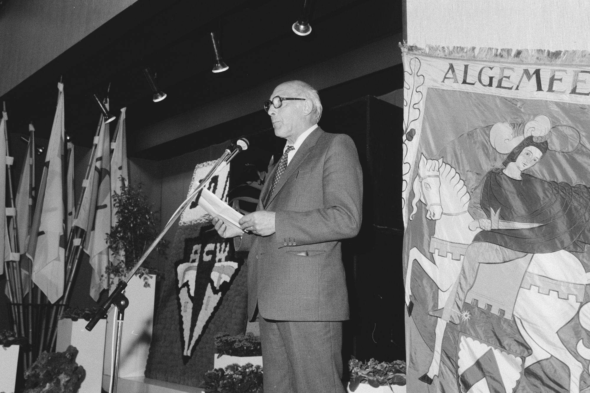 Toespraak op de viering van 90 jaar ACW