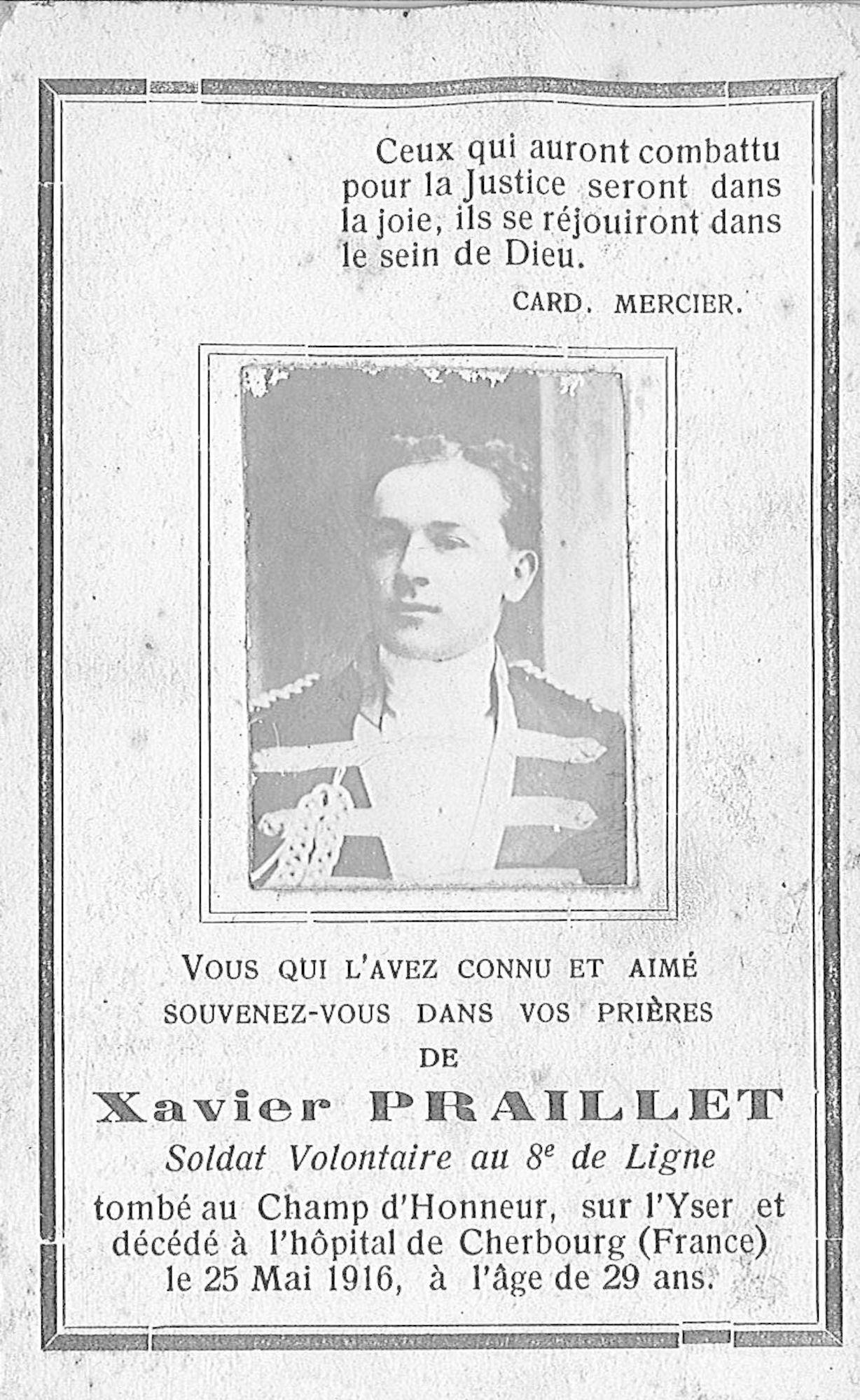 Xavier Praillet