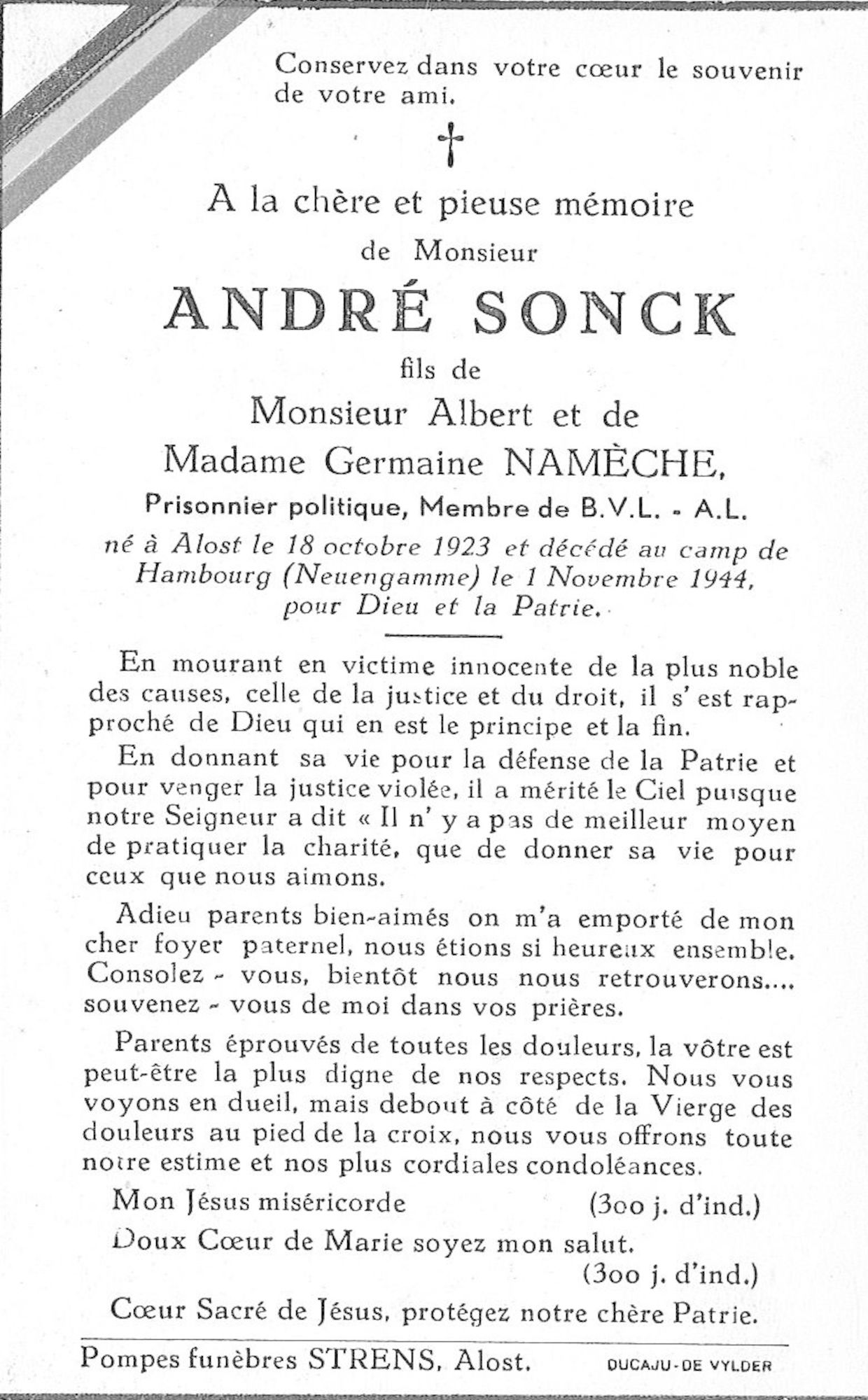 André Sonck