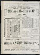 L'echo De Courtrai 1873-05-18 p6