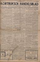 Kortrijksch Handelsblad 6 oktober 1944 Nr4 p1