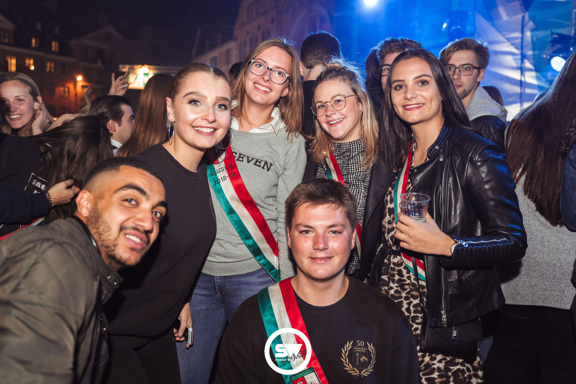 Student Welcome 2018