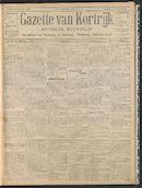 Gazette Van Kortrijk 1908-02-16