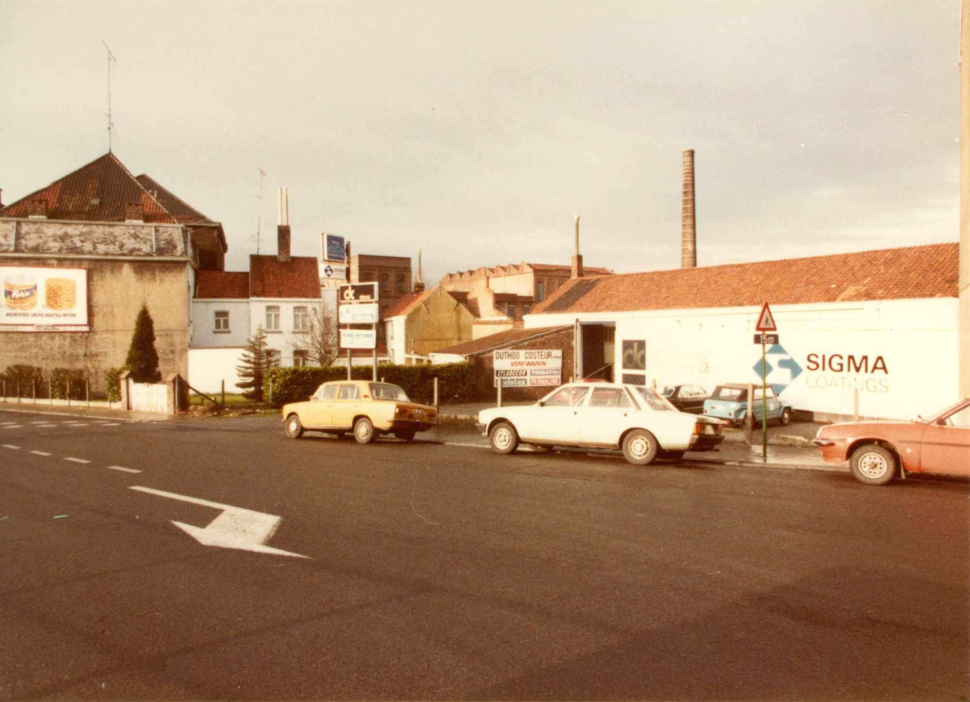 Nijverheidskaai 1984