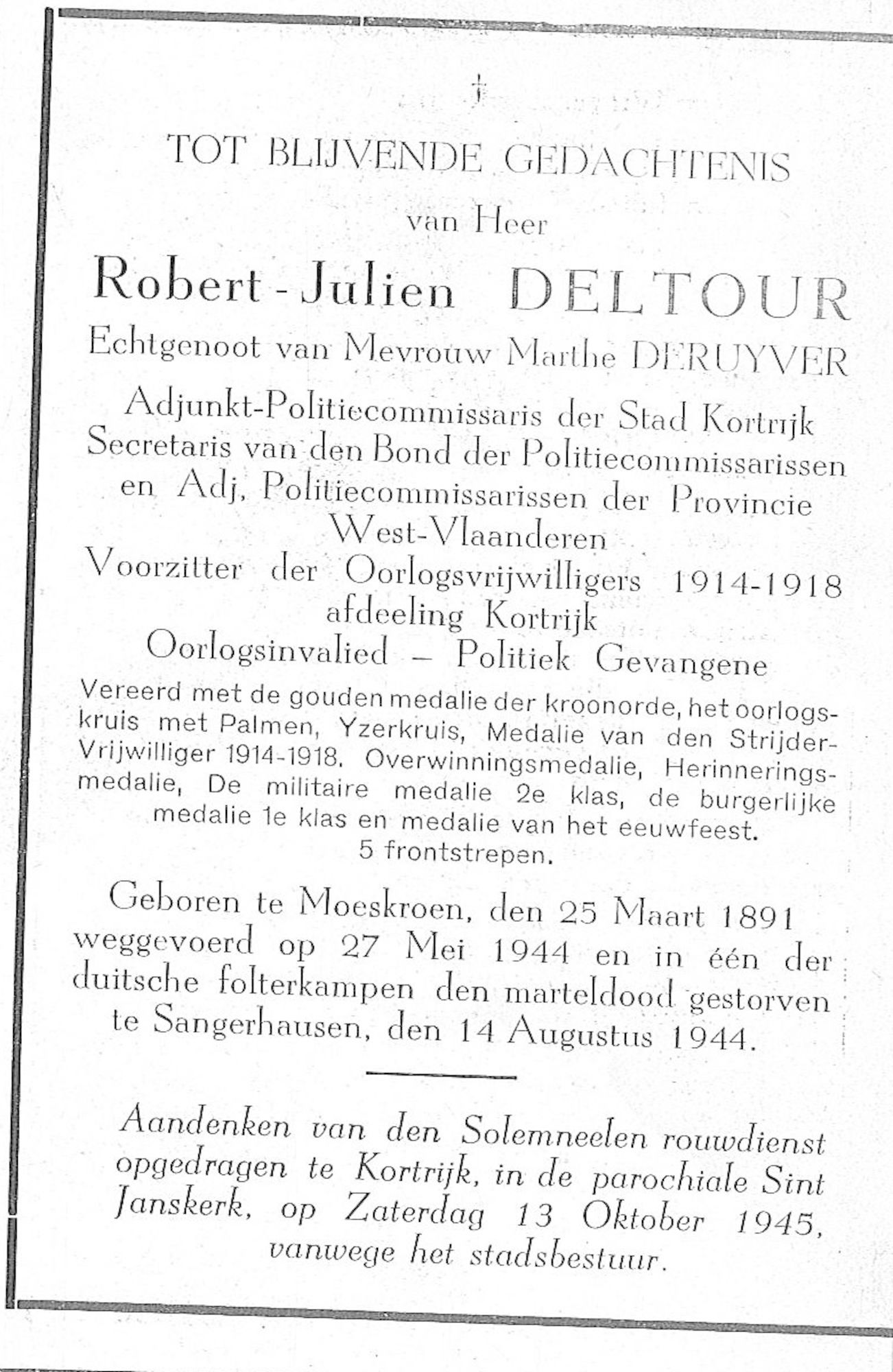 Deltour Robert-Julien