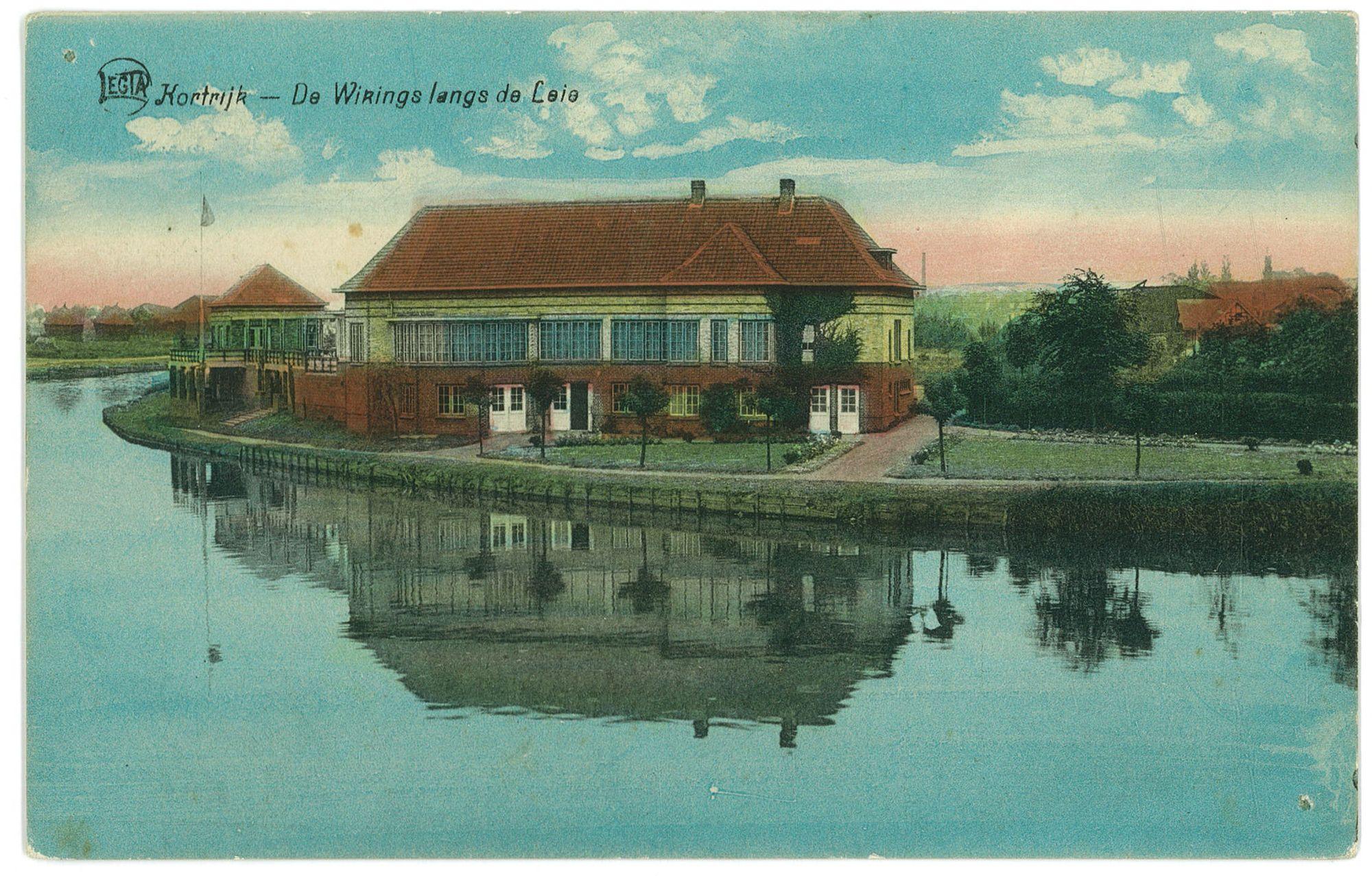 Gebouw van de Wikings
